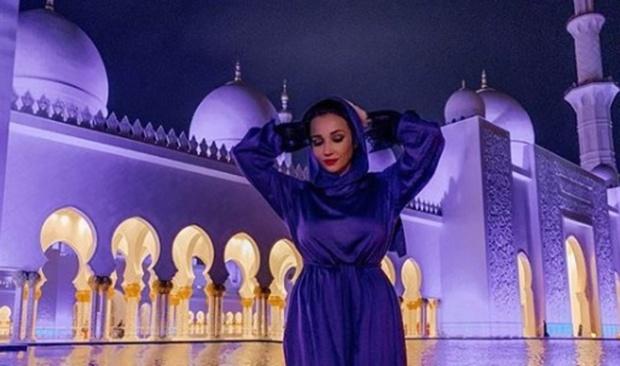 Российская телеведущая рассказала о сказочной жизни в ОАЭ