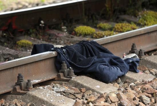 Под Тюменью поезд насмерть сбил мужчину