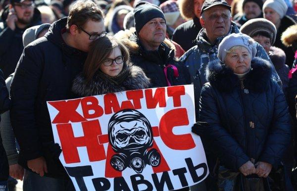 «Харош буянить»: «Антимусорщиков» призвали прекратить уличные акции