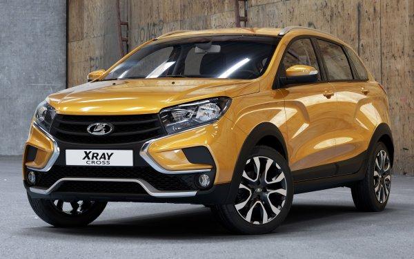 «Для хулиганистых «правильных» пацанов»: Владелец Hyundai Creta 2019 оценил LADA XRay Cross