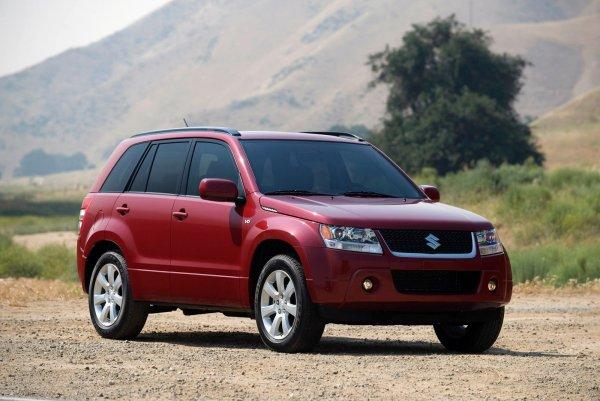 «Японская Нива»: Основные проблемы подержанного Suzuki Grand Vitara раскрыл эксперт