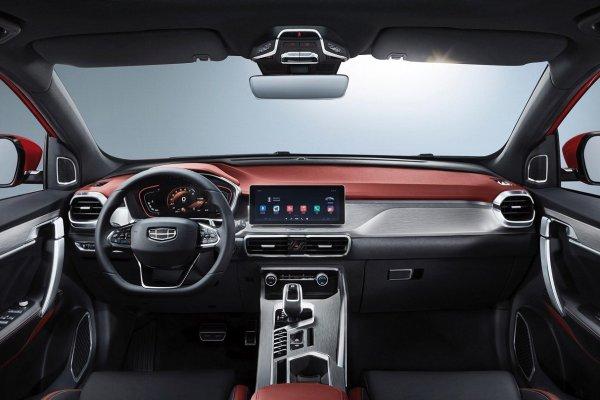 Объединение с Volvo приносит плоды: Блогер поделился восторгами насчет нового Geely SX11