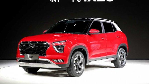 Повторит судьбу Creta? Новый Hyundai Tucson шокирует дизайном