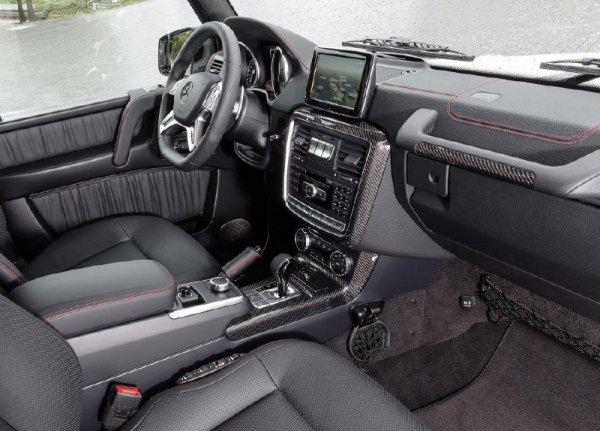 Пересела с «Теслы» на «Гелик»: Владелица Tesla решила выяснить, за что автомобилисты любят Mercedes-Benz G-Class