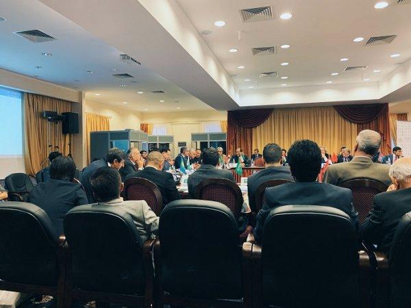 Компания TKEY выступила с докладом о цифровой экономике перед парламентариями АПА