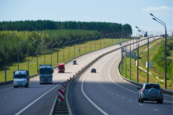 «Пылища и пробки»: О состоянии трассы М4 «Дон» под Краснодаром рассказали в сети