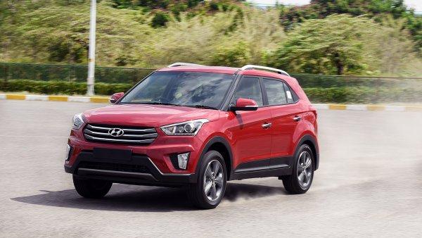 «Все дело в тормозах»: Причину повышенного «аппетита» Hyundai Creta выяснил блогер