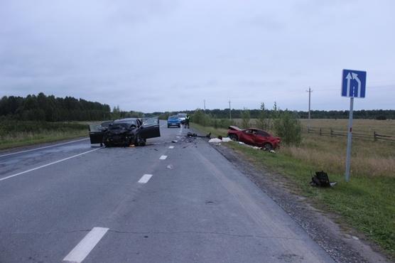 Водителю, который устроил ДТП с двумя погибшими на тюменской трассе, вынесли приговор
