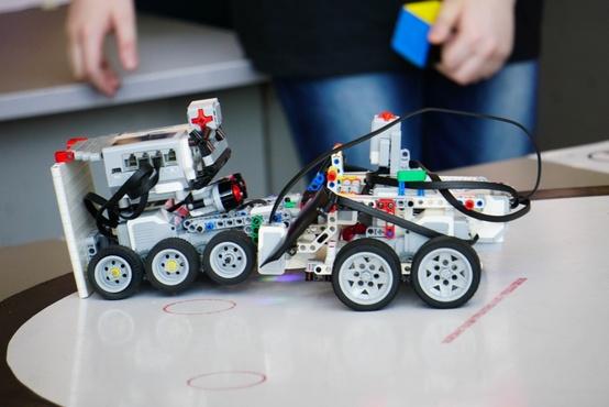 Роботы-сумоисты примут участие в
