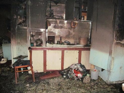 В Тюменской области в сгоревшем доме нашли тела супружеской пары