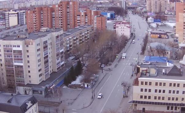 Погода в Тюмени 3 апреля: дождливая среда