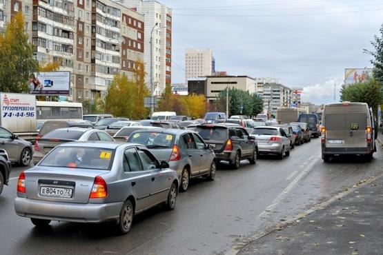 Это не выход: тюменцы не одобрили введение платных перекрестков