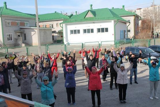 В проект «Спортивный заряд» в Тюмени включились тюменские депутаты