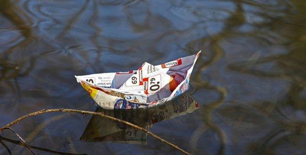 Сотни бумажных корабликов отправятся в плавание 16 мая в рамках флешмоба в Москве