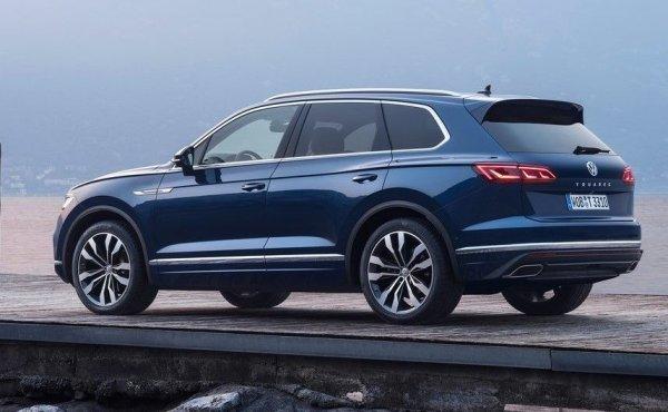 «Потная скотина»: Владелец обновленного Volkswagen Touareg рассказал о досадной проблеме