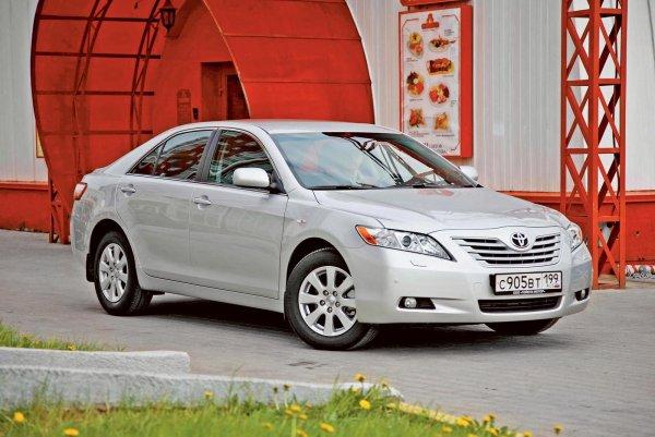 «Корми хорошим бензином - она отдаст тебе все»: С чем могут столкнуться владельцы Toyota Camry со «вторички», рассказали эксперты