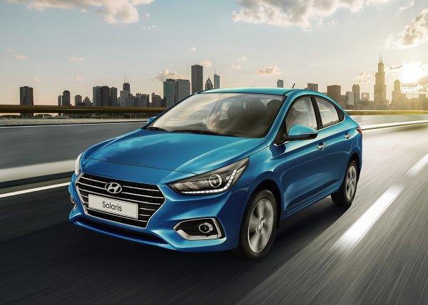 Жизнь после «Калины»: Почему выбирает Hyundai Solaris, а не Rapid или Polo, рассказала автоледи