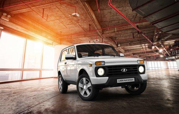 «Доволен машиной до соплей»: Впечатлениями от LADA 4x4 с 250 000 км пробега поделился водитель