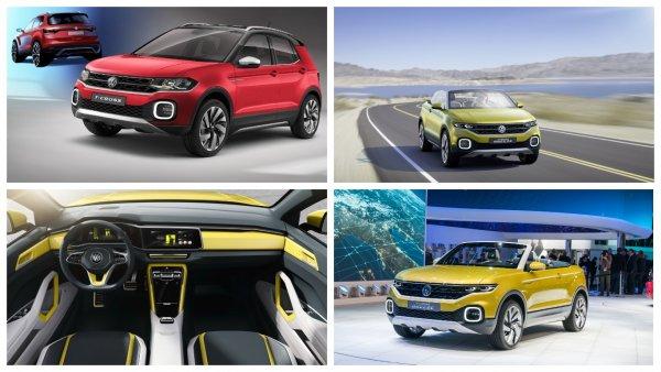 Готовится к дебюту новый бюджетный SUV от Volkswagen на базе Polo