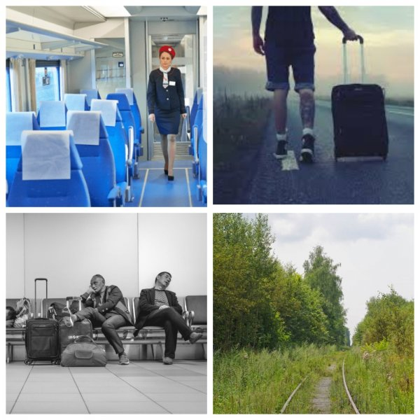 «Они переполнены!»: РЖД уличили в обмане с отменой поездов