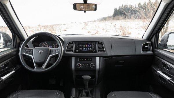 Дело не только в экономии: Почему ГБО для нового УАЗ «Патриот» лучше бензина, рассказал владелец
