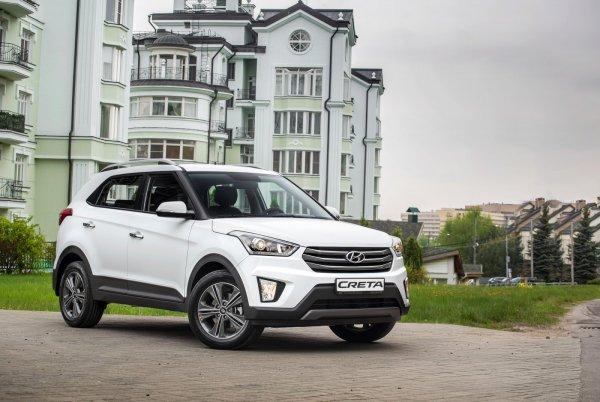 Не далеко ушёл от «Дастера»: В чем Renault Kaptur проигрывает Hyundai Creta, рассказал владелец