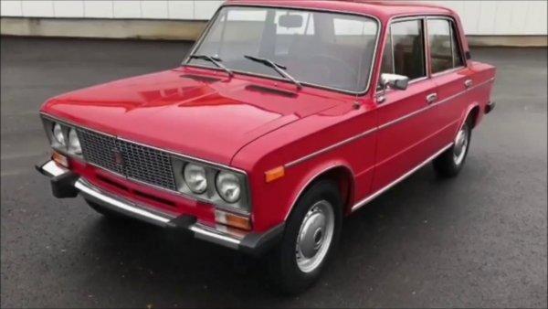 «Роскошь по-советски»: Экспортный ВАЗ-2103 с шикарным салоном удивил блогеров
