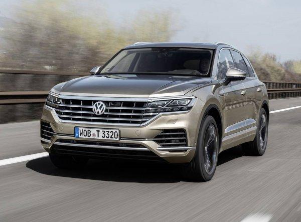 «Auqi Q8 без наворотов»: Восторгами от Volkswagen Touareg 2019 поделился водитель