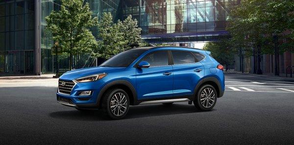 Пенсионерам пойдёт: Динамику Hyundai Tucson со 150-сильным мотором замерил блогер