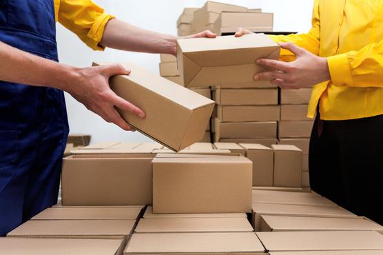 Можно ли отправить посылку, не указывая почтовый адрес?