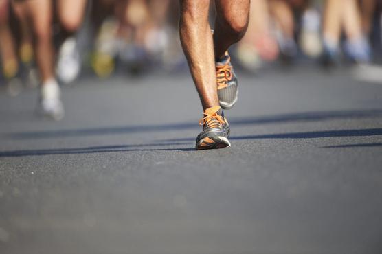 Тюменский спортсмен пробежал международный марафон в Риме