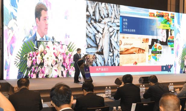 Ямальцы презентовали торгово-экономический потенциал округа в Китае