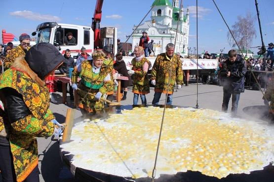 В Ялуторовске пройдет традиционная «Красная горка»