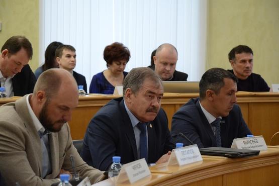 В Тюменской городской думе обсудили планы по строительству и ремонту объектов социальной инфраструктуры