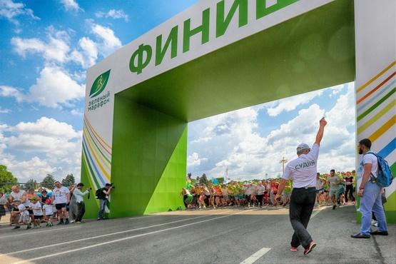 Тюменцы могут пробежать марафон во имя благотворительности
