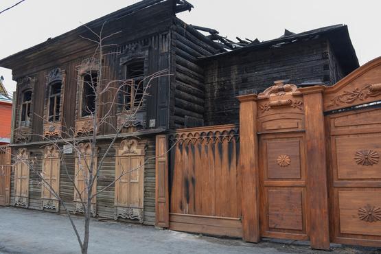 Тюменские подростки помогут восстановить мастерскую Шитовых