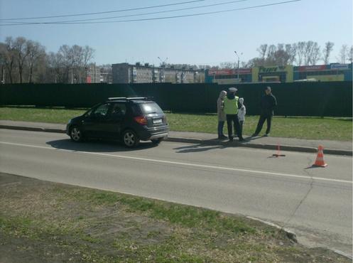 Автоледи сбила 9-летнего пешехода