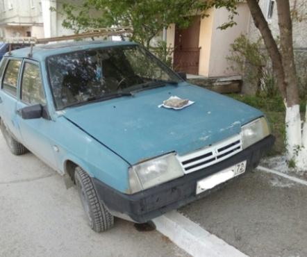 Все так паркуются: в Тюмени наказали автохама - фото