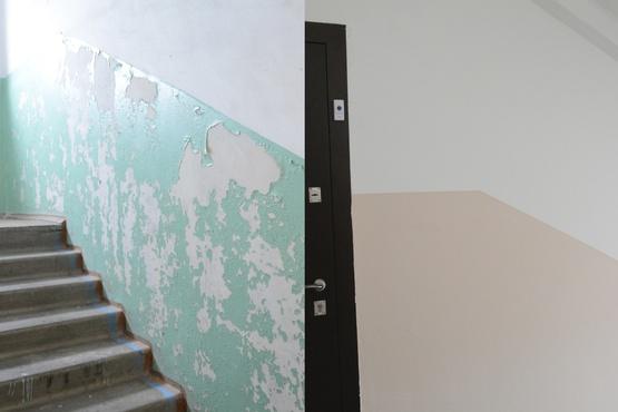 Депутат по просьбе жильцов взял на контроль ремонт в доме на Барнаульской
