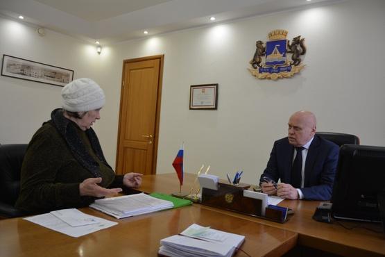 За 25 лет работы Тюменской городской Думы депутаты провели около 37 тысяч приемов избирателей