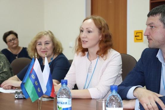 Ялуторовск посетили депутаты Тюменской областной думы