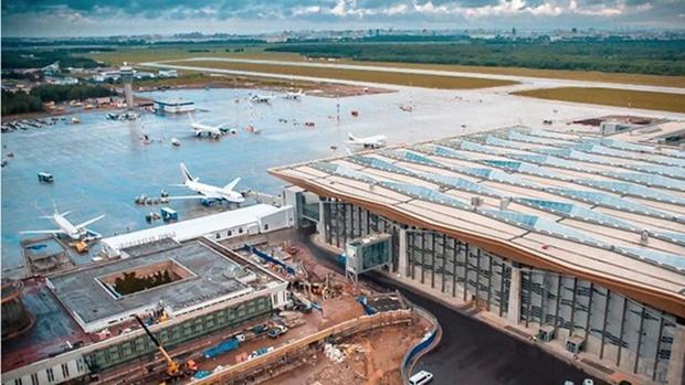 Самолет Санкт-Петербург – Екатеринбург экстренно вернулся в аэропорт вылета
