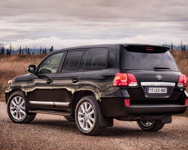 Сделай сам: Как убрать «гирлянду» ошибок в Toyota Land Cruiser, поделились владельцы