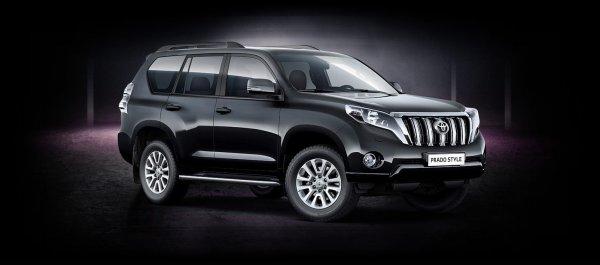 «Убийца всех конкурентов» Toyota Land Cruiser Prado в версии Style поразил эксперта