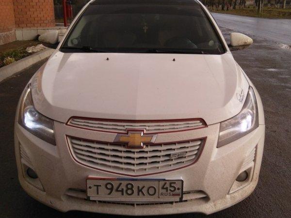 «Ведро в ведре»: Сеть насмешил тюнинг Chevrolet Cruze