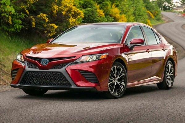 «Королева ликвида»: Впечатления о Toyota Camry 2018 записал блогер