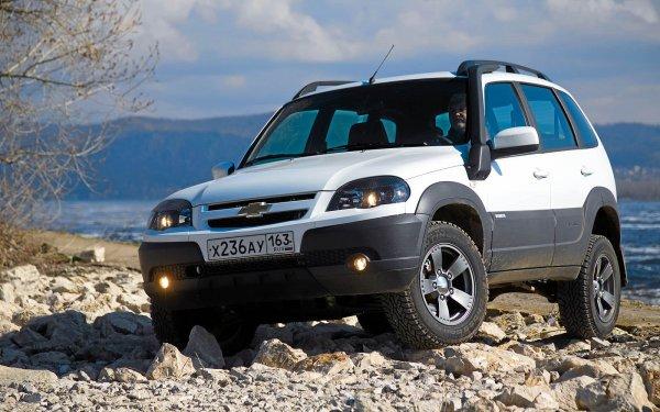 Как не нужно «газовать Шниву»: Плохой пример ГБО для Chevrolet Niva показал блогер