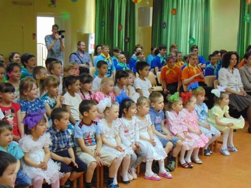 День защиты детей состоялся в лечебно-реабилитационном центре