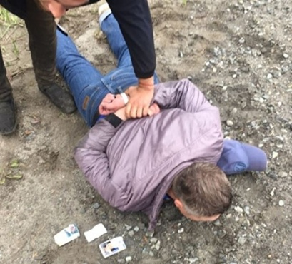 В Югре пациент психбольницы пытался взорвать автозаправку - фото