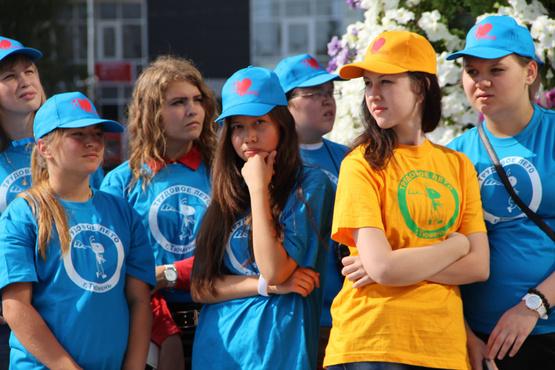 Тюменские подростки имеют возможность подработать летом